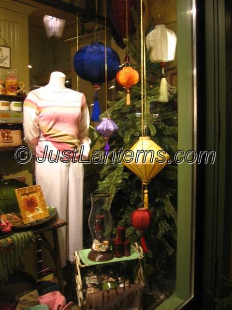 Lanterns in the shop 4