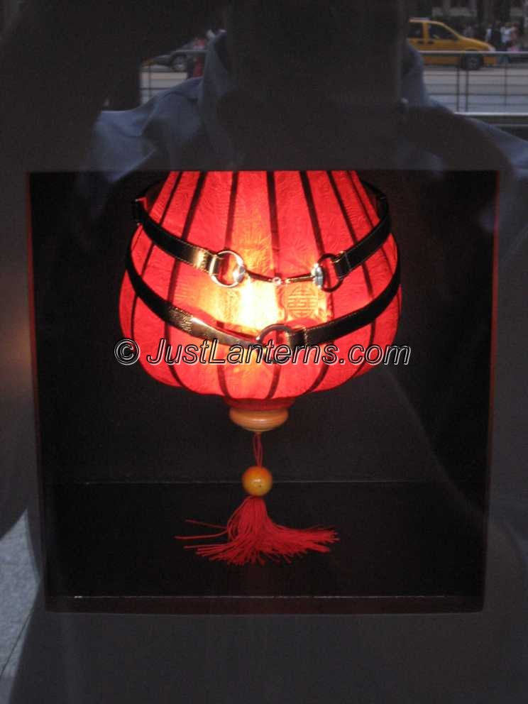 Lantern with Fashion
