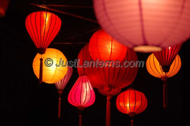 Lanterns for the Party