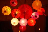 Glowing Lanterns
