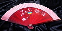 Japanese Hand Fans, Japanese Silk Fans, Japanese Fans