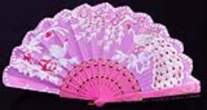 Flower Silk Hand Fans