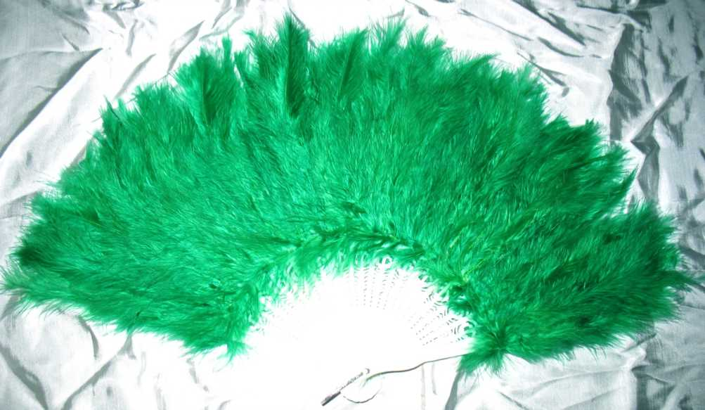 Green Fan