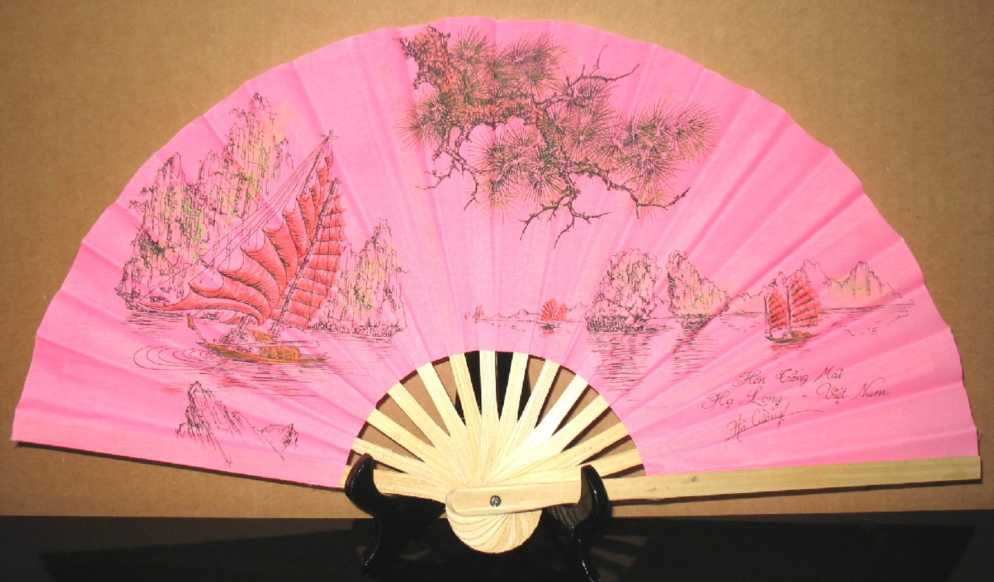 Halong Bay/.Pink