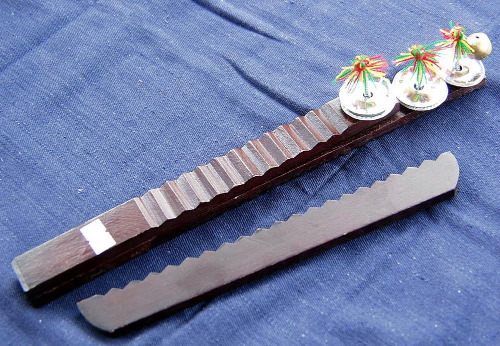 Sinh tien  Vietnamese Instrument