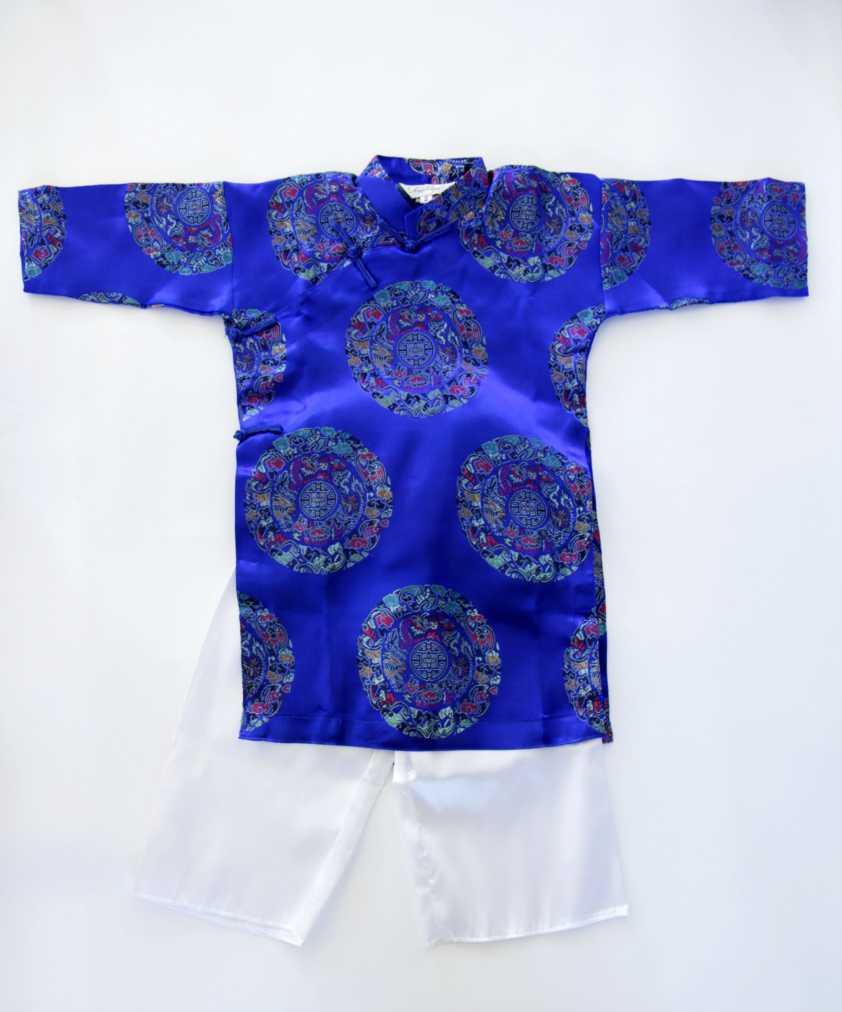 Blue  Aodai/Size#2