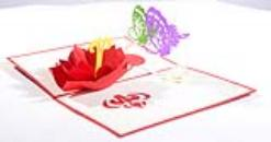 Pop Up Origami Cards for All Occasions