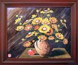 Vietnamese Ceramic Paintings-Beautiful ceramic painting-Vietnamese Ceramic Art