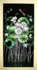 Vietnamese Embroidery Art-Oriental Cross Stitch-Asian Needlework-Vietnam Cross Stitch