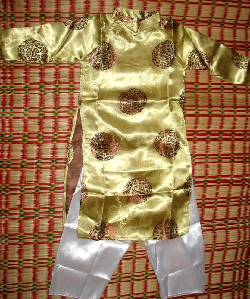 Gold Aodai