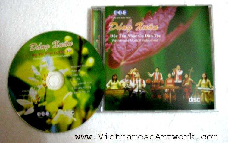 Vietnamese Musical Instruments