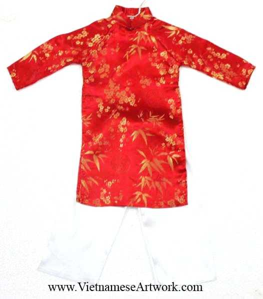 Red Aodai/Size#9