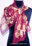 Silk Outfits, Purses and Scarves