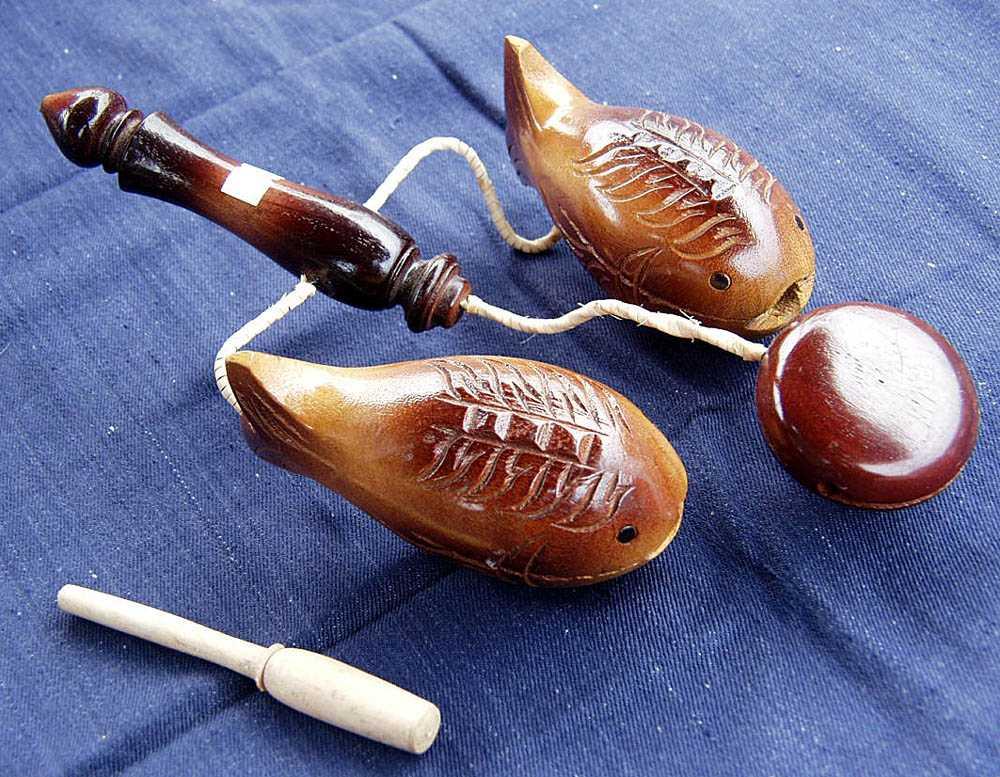 Fish instrument