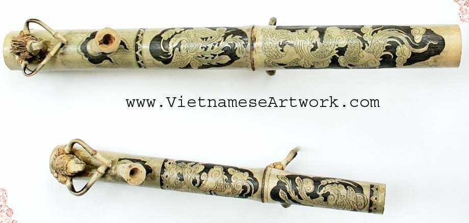 Vietnamese Tobaco Pipe