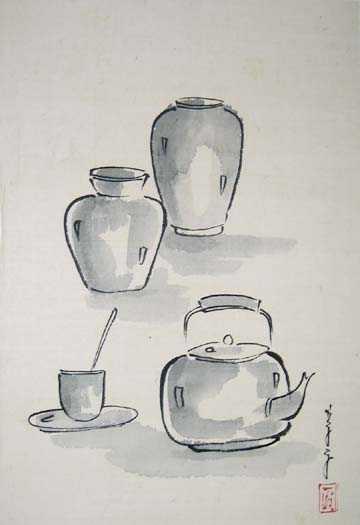 Tea Still