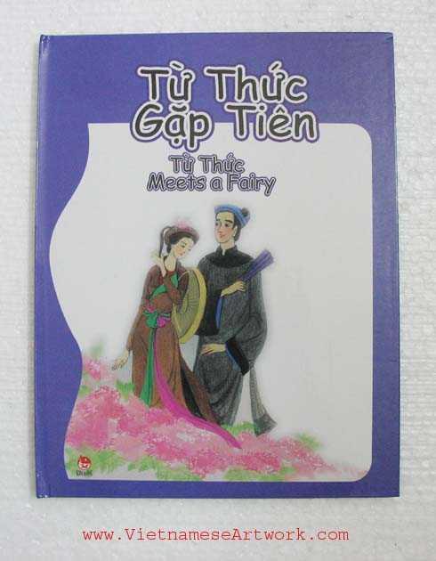 Tu Thuc Meets a Fairy