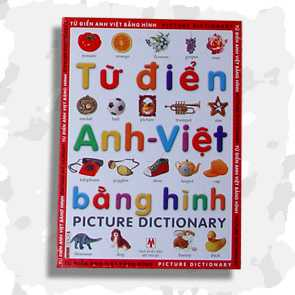 Vietnamese/English Picture Dictionary and Workbook