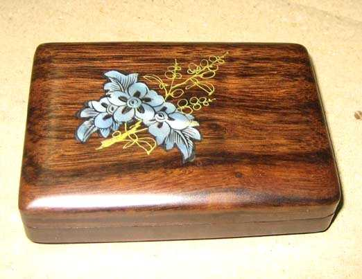 Flower Mirror Box