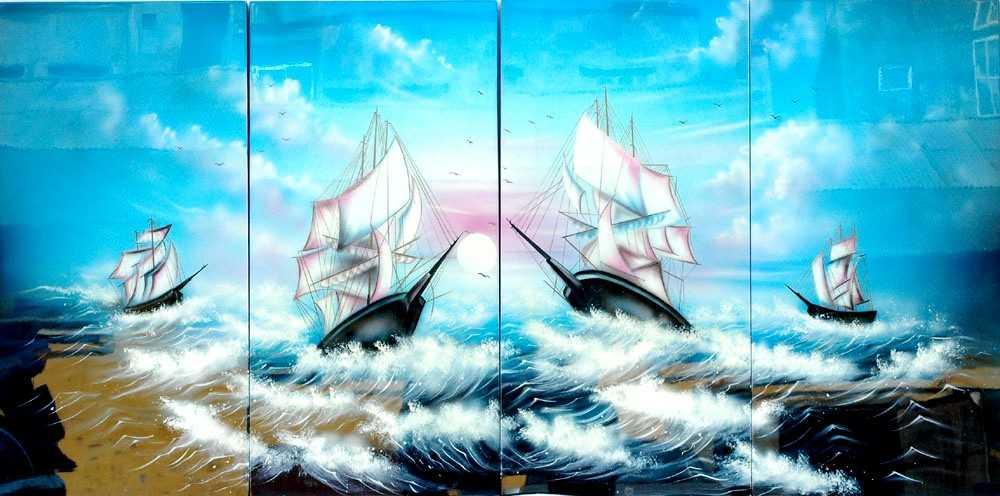 Sailling Boats