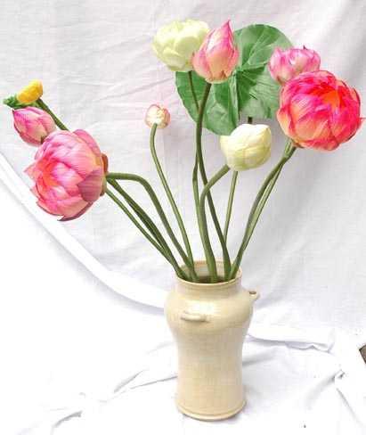 Silk Lotus