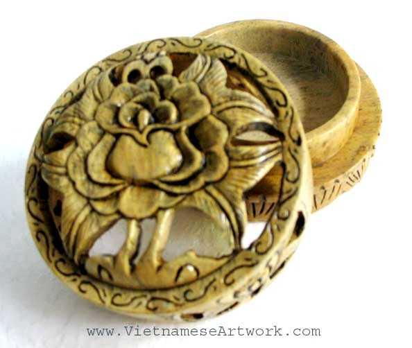 Rose Incense box