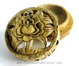 Rose Incense box