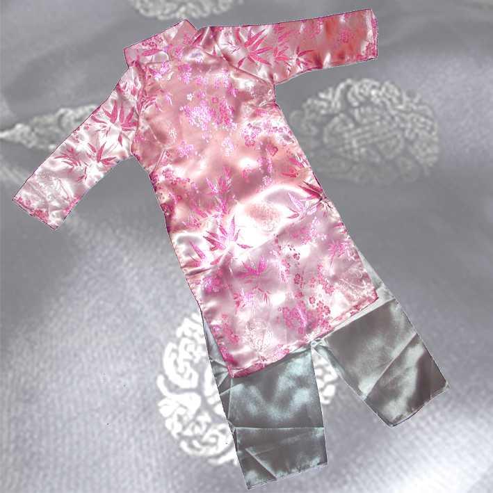Pink Ao Dai/Size#6