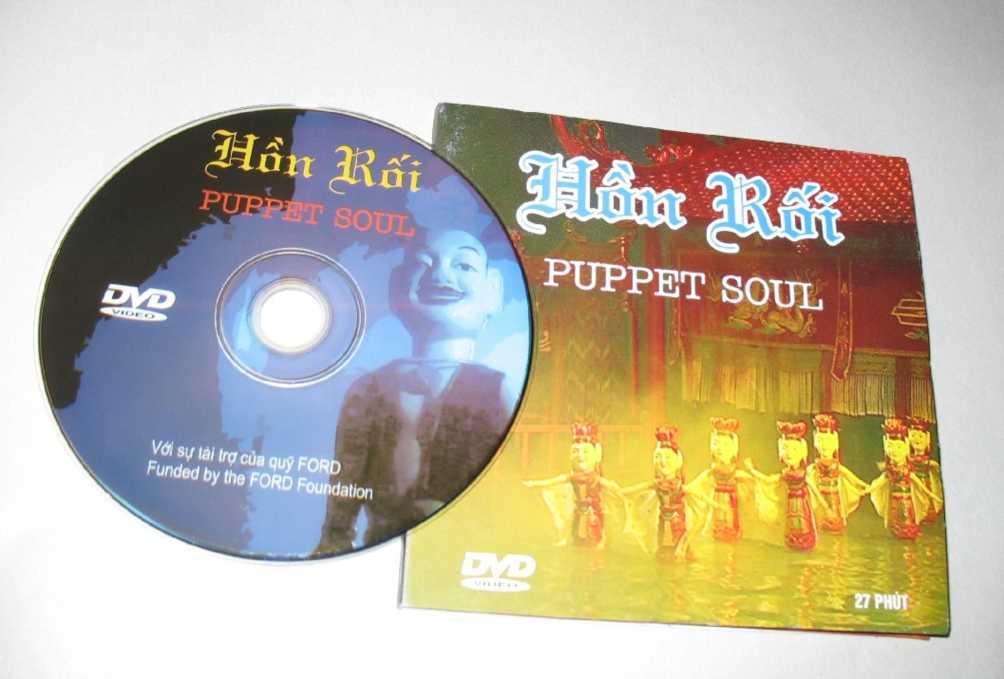 Puppet Soul DVD