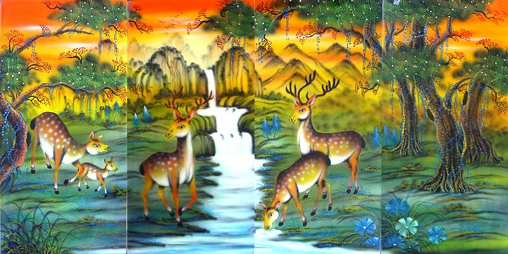 Deers Forest